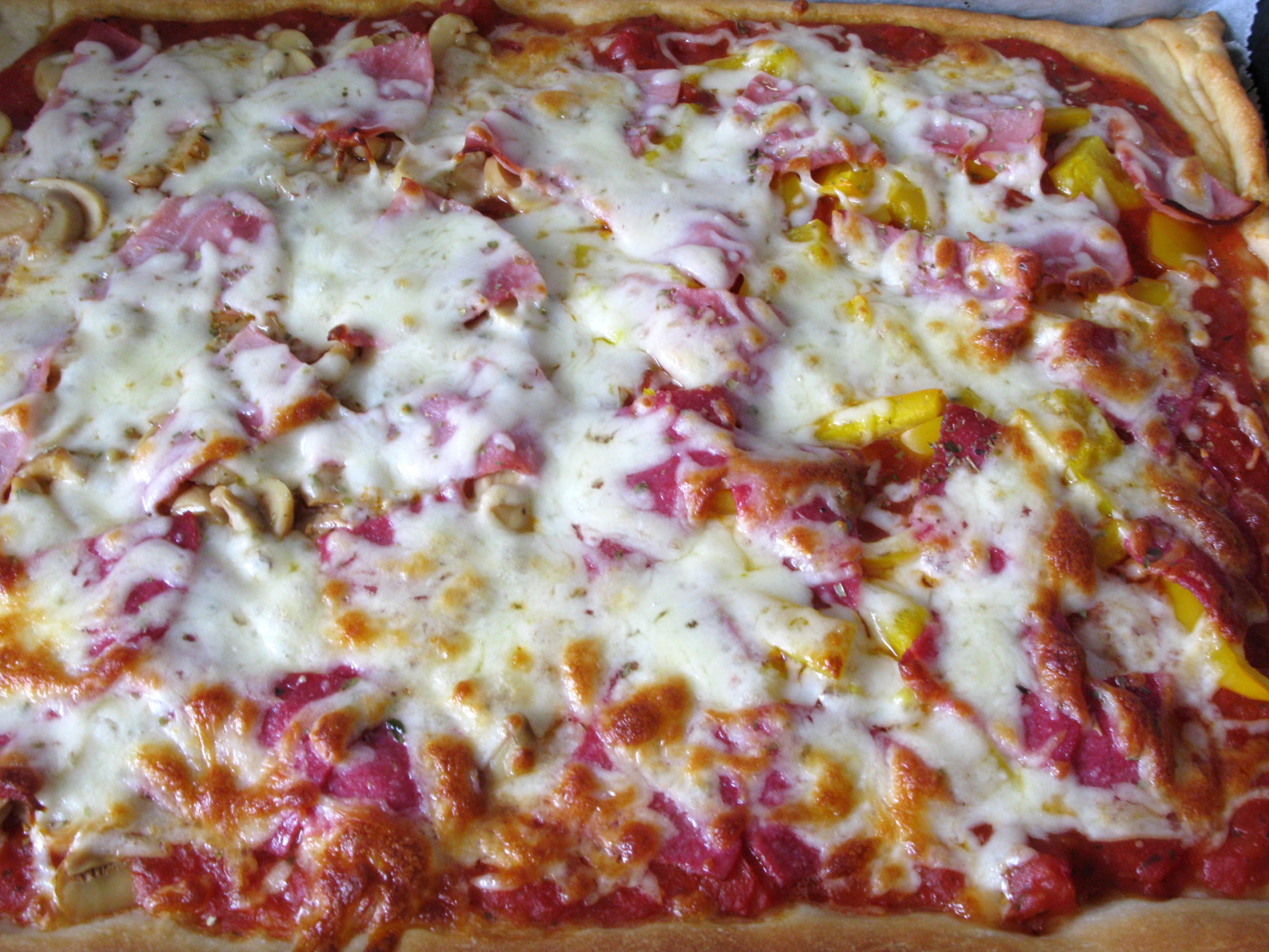 Oh la la willst du eine Pizza (Küchenunordnung Teil 2) | Michael\'s ...