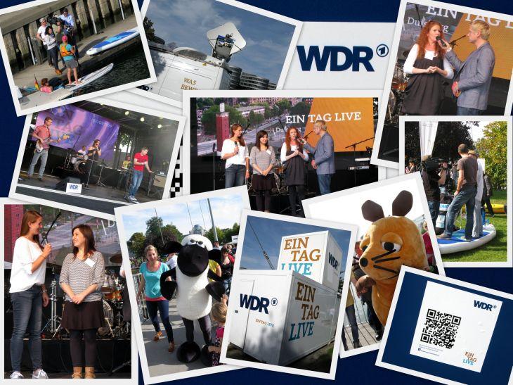 WDR Duisburg (EinTagLive)