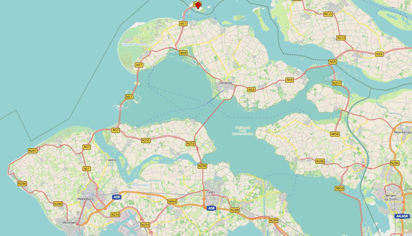 Zeeland Holland Karte.Urlaub In Zeeland Niederlande Michael S Erlebnisblog