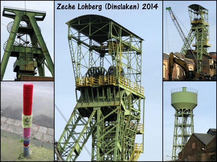 Zeche Lohberg 2014