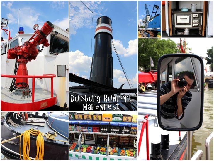 Duisburg Ruhrort Hafenfest